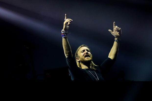 A file photo of French DJ David Guetta. Organisers say they hope to 'reschedule' the concert if they get permission from the authorities and the artiste but there is no clarity at the moment. Photo: AFP