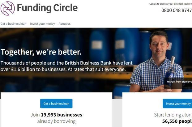 In November, Funding Circle became the first online lender to arrange more than £100 million in loans in a single month.