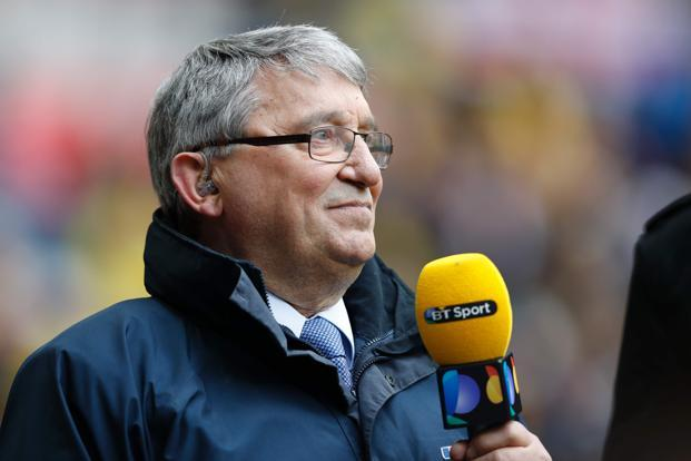 Graham Taylor reached the pinnacle of English management when he was hired by the national team in 1990, inheriting a side that had reached the World Cup semi-finals. Photo: AFP
