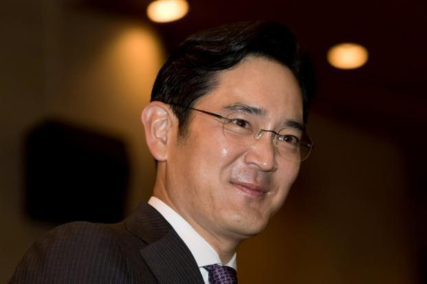 A file photo of Samsung Electronics Co.'s vice-chairman and heir apparent Jay Y. Lee. Photo: Reuters.
