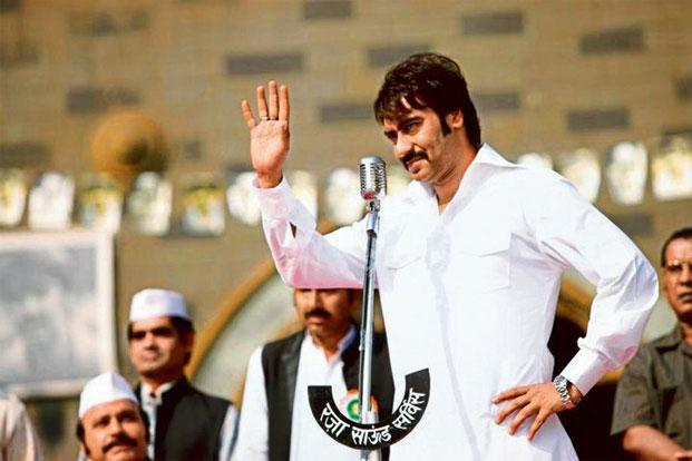 Ajay Devgn in 'Once Upon A Time In Mumbaai'.