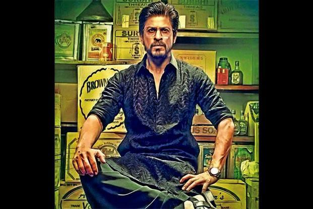 Shah Rukh Khan in 'Raees'.