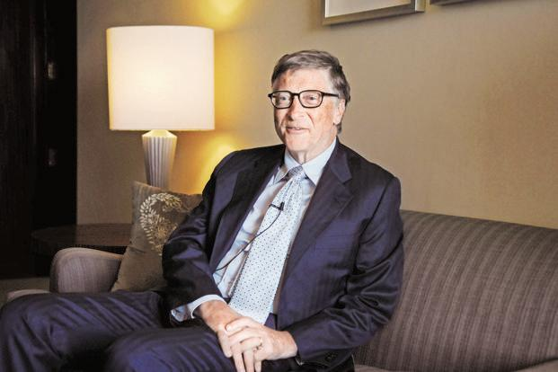 Bill Gates, the world's richest man, has seen his fortune rise by 50% since announcing plans to leave Microsoft in 2006, despite his efforts to give much of it away. Photo: HT