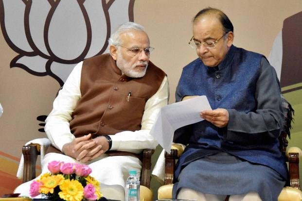 Come 1 February, finance minister Arun Jaitley will present the Narendra Modi government's most important budget yet. Photo: PTI