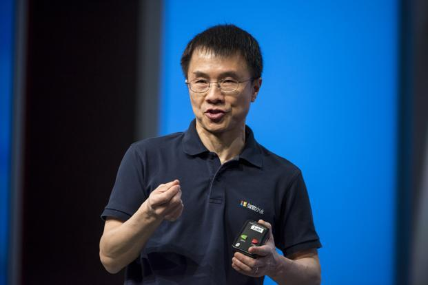 Qi Lu, who holds more than 40 US patents, joins as Baidu focuses on research into advanced technologies such as AI and autonomous cars. Photo: Bloomberg