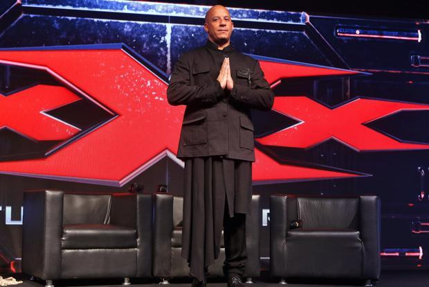 Viacom18 Motion Pictures had carried on an exhaustive promotional campaign that included getting Vin Diesel to fly down to India for a grand premiere of 'xXx: Return of Xander Cage'. Photo: Reuters