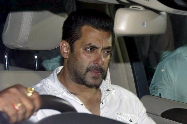 A file photo of actor Salman Khan. Photo: Reuters