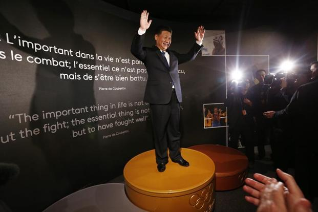 Chinese President Xi Jinping has delivered a strong defence of globalization at the annual gathering of the World Economic Forum in Davos. Photo: Reuters