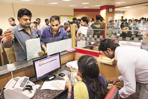 Banks, however, are not sure as to how much of the new cash deposits will actually remain in the system. Photo: Hemant Mishra/Mint