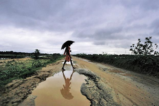 Climate change has been shown to impact the mean climate state and climate extremes. Photo: AP