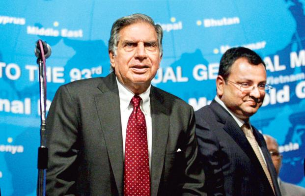 Cyrus Mistry was ousted as chairman of Tata Sons on 24 October in a boardroom coup. Photo: PTI