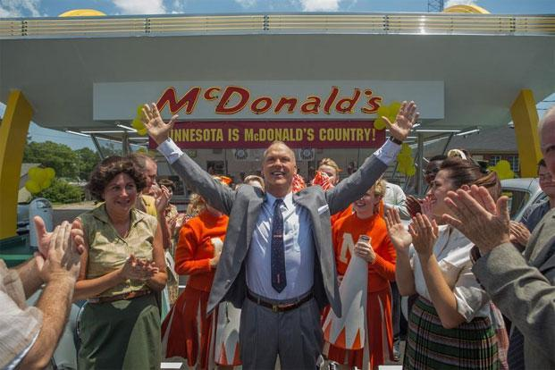 A still from 'The Founder'.