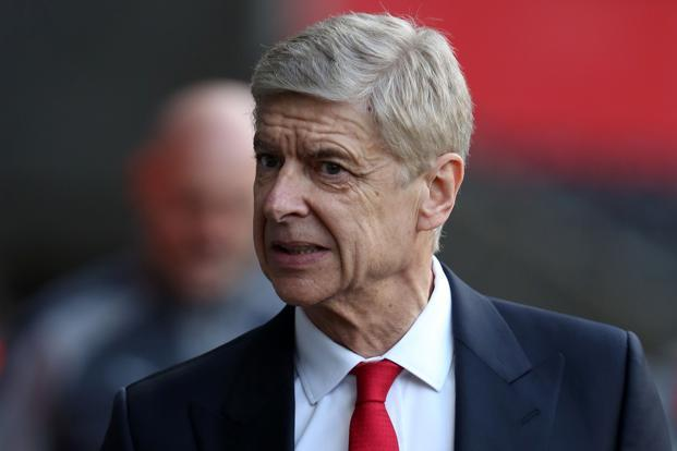 Arsenal manager Arsene Wenger. Photo: AFP