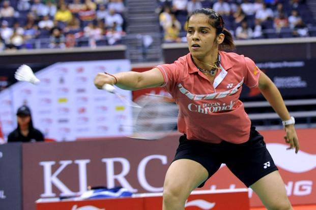 Saina Nehwal. Photo: AFP