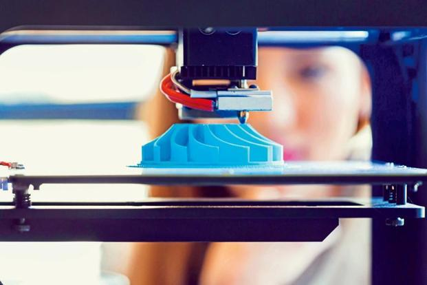 2017 will see the gradual influx of 3D printers into manufacturing firms, research labs and the possible odd hospital. Photo: iStock