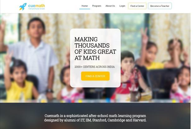 Previously, Cuemath had raised $4 million from Sequoia India and Unitus Seed Fund in June 2016.