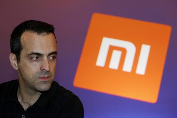 Xiaomi global VP Hugo Barra. Photo: Reuters