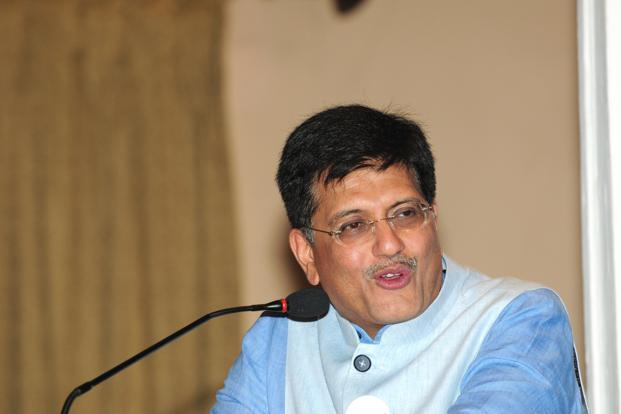 Power minister Piyush Goyal said smart meters, which are crucial for a roof-top solar power plant which is connected to the grid to sell surplus power, can be a game changer. Photo: Mint