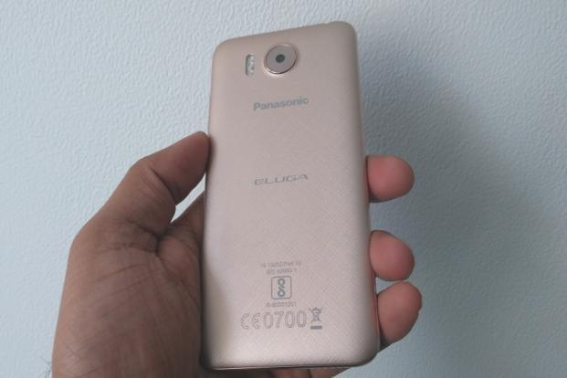 The Eluga Prime is a good-looking smartphone with a plastic back.