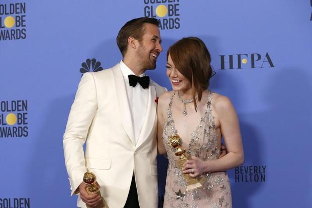 La La Land led the Oscar nominations with 14 nods, including the top prize of best picture and best actor nominations for its stars, Ryan Gosling and Emma Stone. Photo: Reuters