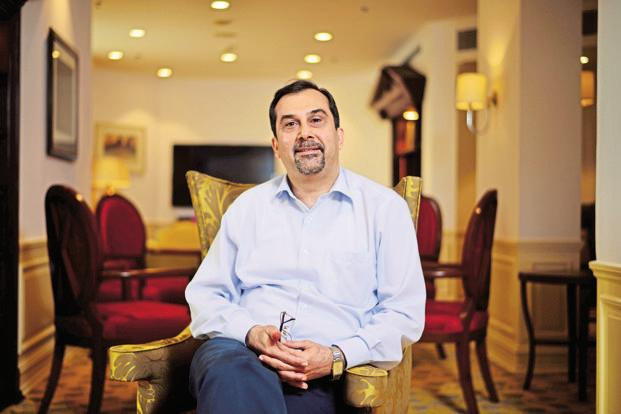 ITC  appointed Sanjiv Puri as COO after leading the FMCG business of the conglomerate as president from December 2014. He had joined the company in 1986. Photo: Pradeep Gaur/Mint