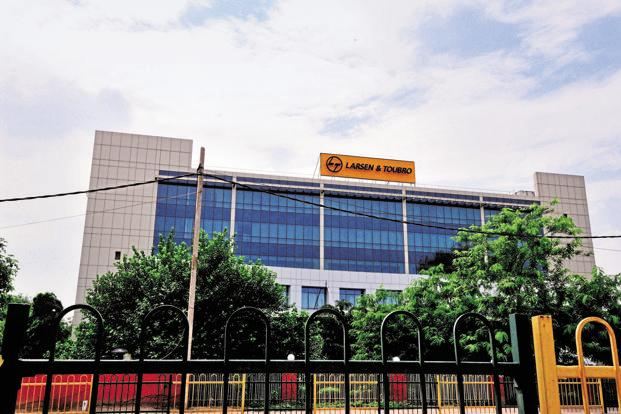 L&T revised its full-year fiscal 2017 forecast to 10% for growth in order inflow as well as revenue. Photo: Mint