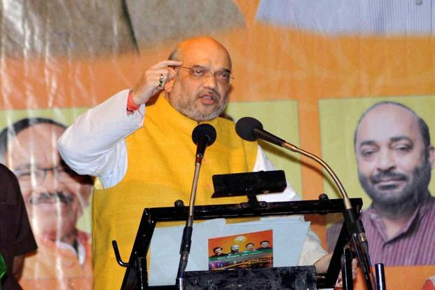 UP polls: Amit Shah releases manifesto, promises to waive off agricultural loans