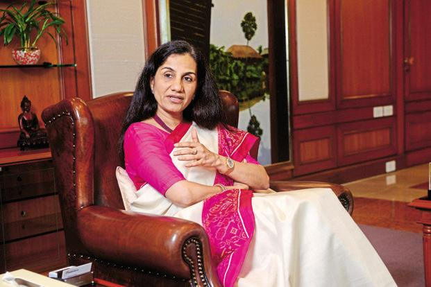 ICICI Bank managing director and CEO Chanda Kochhar. In the quarter ended December, Rs7,057 crore of fresh loans turned bad, lower than the previous two quarters. Photo: Abhijit Bhatlekar/Mint