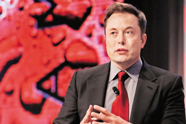 Elon Musk is also the founder of SpaceX and as such he has everything to lose by alienating US President Donald Trump. Photo: Reuters
