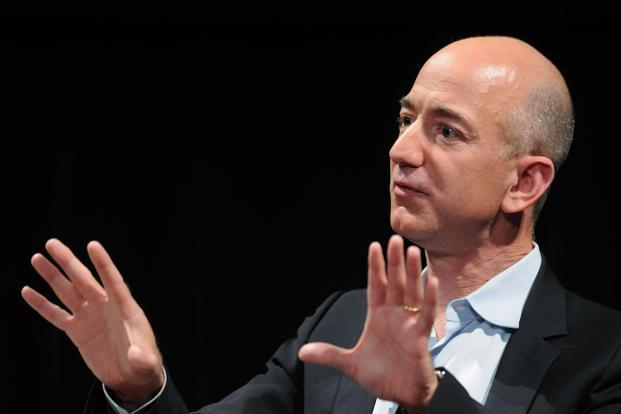 Ceo Jeff Bezos Says Amazon Backs Suit Opposing Donald Trump Order