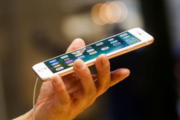 Many Indians who want an iPhone wait for new models to launch—not because they want the latest one, but because prices of older versions will drop, making them more affordable. Photo: Bloomberg