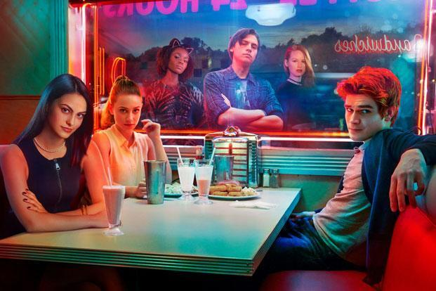 A still from 'Riverdale'.