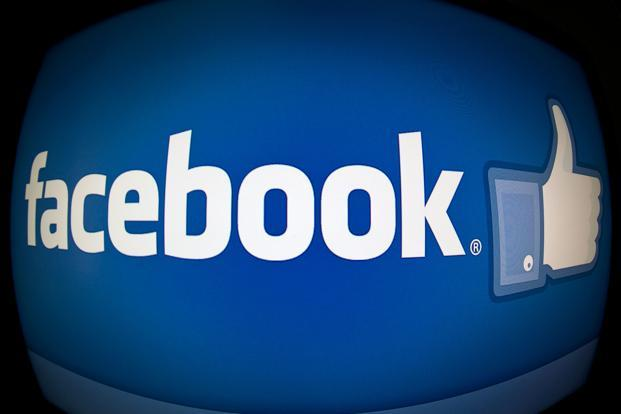Monthly active users on its main social network increased 17% from a year earlier to 1.86 billion people, with 1.23 billion checking daily and 1.74 billion accessing it via their smartphones, Facebook said on Wednesday in a statement. Photo: AFP