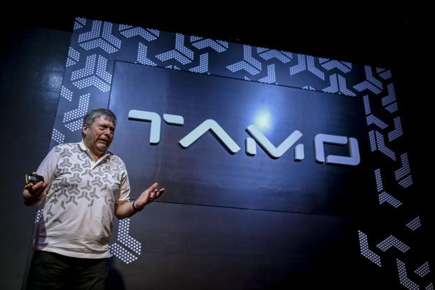 Tata Motors MD and CEO Guenter Butschek. The TAMO sub-brand will launch the luxury sports car at the 87th Geneva International Motor Show on 7 March. Photo: Bloomberg