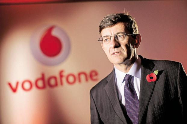 A file photo of Vodafone Group CEO Vittorio Colao. Photo: Bloomberg