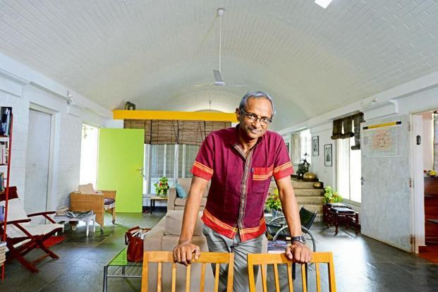Jacob Mathew says he has enjoyed working on all aspects of design. Photo: Hemant Mishra/Mint