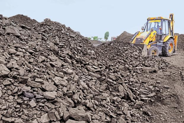 Coal production by the state entity picked up in the last couple of months after three consecutive months of contraction from August to October 2016 from the respective periods a year ago. Photo: AFP