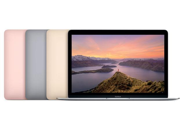 The 12-inch Apple MacBook. The MacBook Air hasn't been updated since 2015.
