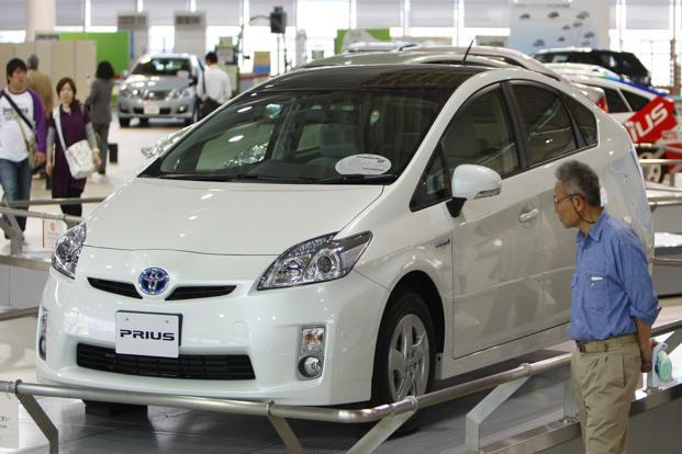Toyota is still a mammoth innovator, it's got a $1 billion Google-style skunkworks to develop autonomous cars, the world's best-selling new-energy vehicle in the form of the Prius, plus the Mirai hydrogen fuel-cell car. Photo: AP