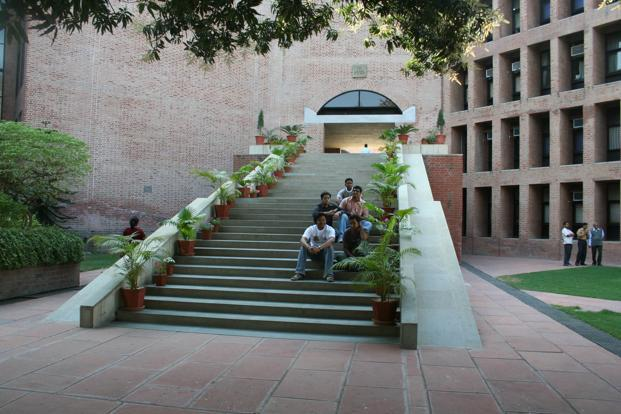A file photo of IIM Ahmedabad. The demand for B-school graduates and the salaries they get is an indicator of the jobs market and also the potential increments existing employees at companies can expect. Photo: Mint