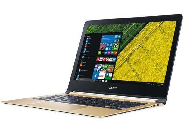 Acer Swift 7 is priced at Rs99,990.
