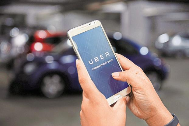 India offers Uber a chance to prove to consumers and investors that its business model is flexible enough for it to trump the home-ground advantage of local rivals. Photo: Hemant Mishra/Mint