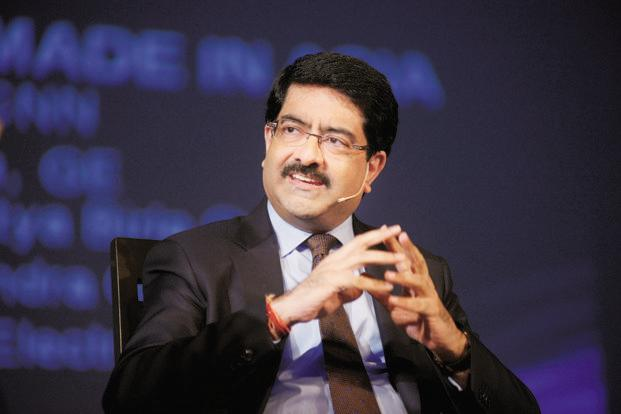 Aditya Birla Group's chairman Kumar Mangalam Birla. The Vodafone-Idea merger talks have been triggered partly by the entry of Reliance Jio, which has disrupted India's telecom sector. Photo: Abhijit Bhatlekar/Mint