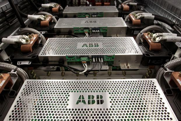 ABB India's tightly managed costs and robust order book should see both revenue and profits trend higher from current levels. Photo: Reuters