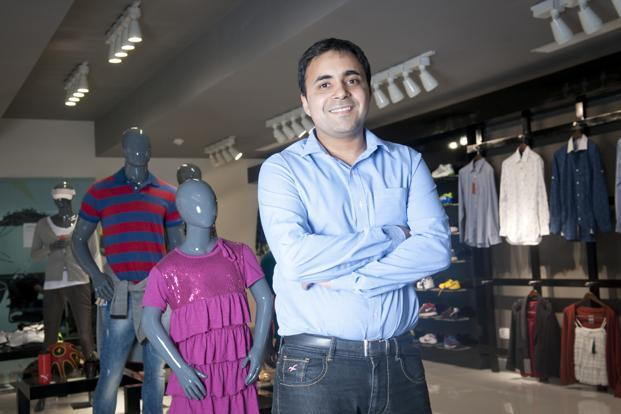 Ashutosh Lawania had co-founded Myntra in 2007. Photo: Aniruddha Chowdhury/Mint