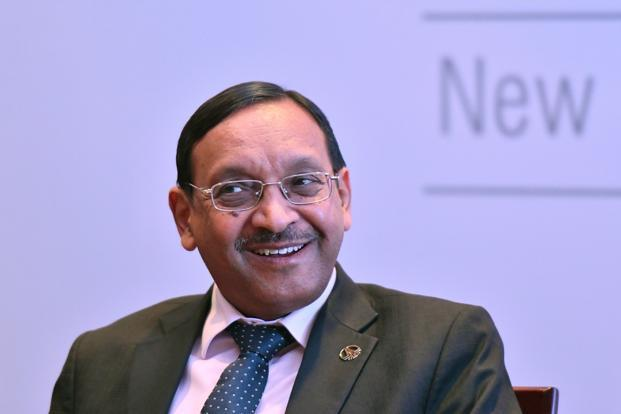 A file photo of ONGC chairman Dinesh Sarraf. Photo: Bloomberg