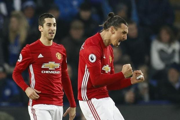 Manchester United, whose best known players include Paul Pogba and Zlatan Ibrahimovic, are currently sixth in the 20-team English Premier League. Photo: Reuters