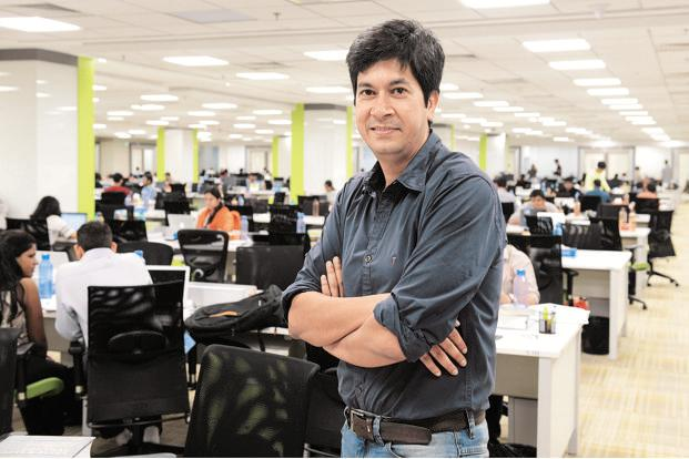 Rajiv Bansal is currently at the centre of another controversy, which is brewing at Infosys over reports of discord between the company's board and its founders led by N.R. Narayana Murthy. Photo: Hemant Mishra/Mint