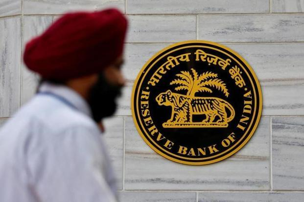 The Sensex plunged sharply within minutes of the RBI policy announcement amid heavy pounding of bank stocks on Wednesday. Photo: Danish Siddiqui/Reuters