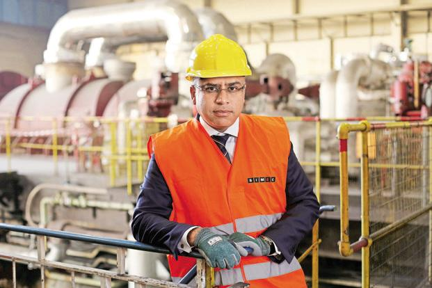 Sanjeev Gupta of Liberty House Group. Tata Steel's deal includes UK assets and also certain service centres in China. Photo: Bloomberg